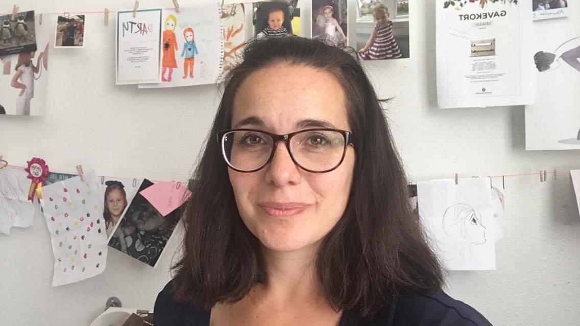 Annabella Younes Schmidt, Forfatterhjørnet, Podcast