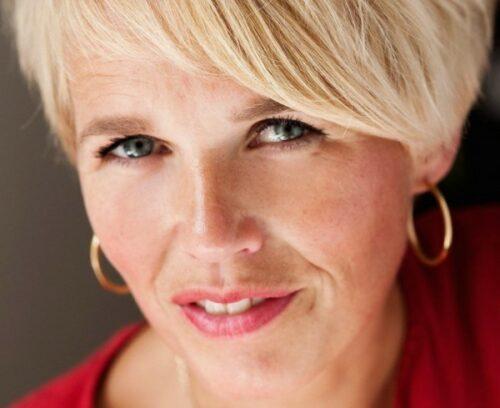 Odile Poulsen: Jeg skriver af nødvendighed