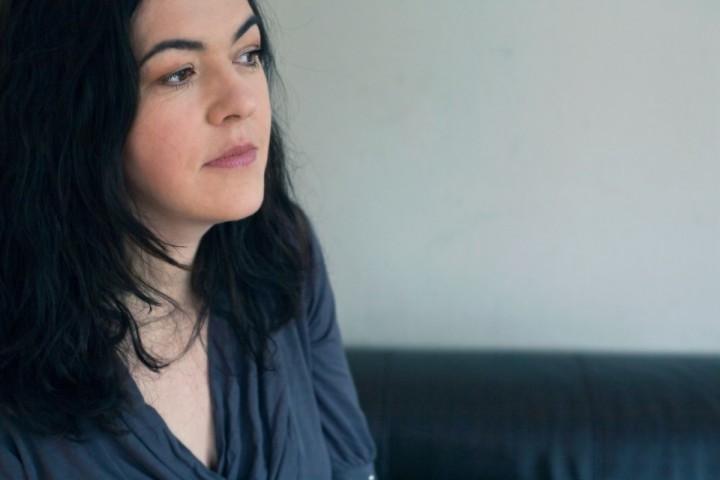 Mette Finderup i Charlotte Heje Haases podcast Forfatterhjørnet