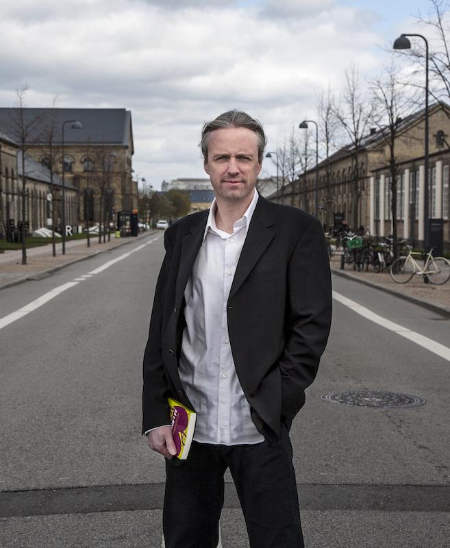 Bo Skjoldborg Forfatterhjørnet