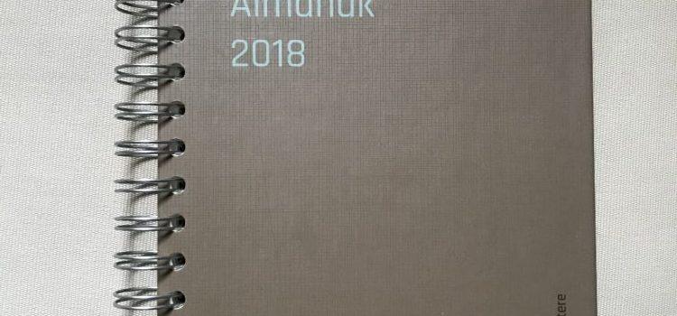 """Alice Aagaard: """"Sæt skrivemål med Forfatter Almanak"""""""