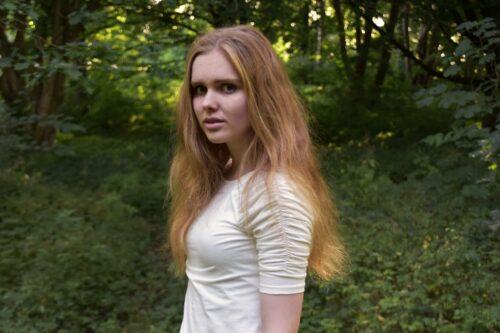 Sofie Riis Endahl i Forfatterhjørnet