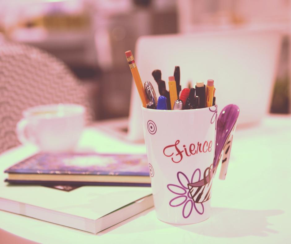 Skriv i hånden