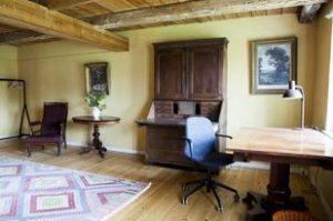 værelse skriverefugium