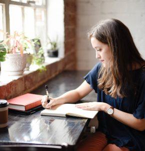 skriv klummer og blogs