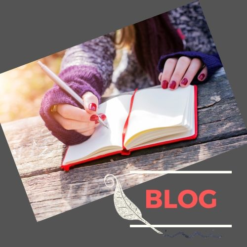 Blog skrivning