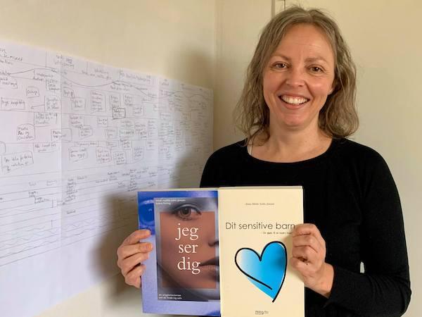 Anne-Mette Sohn forfatter