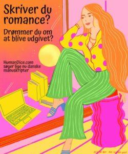 skriver du romance