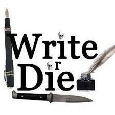 Skriveblokering Write or die