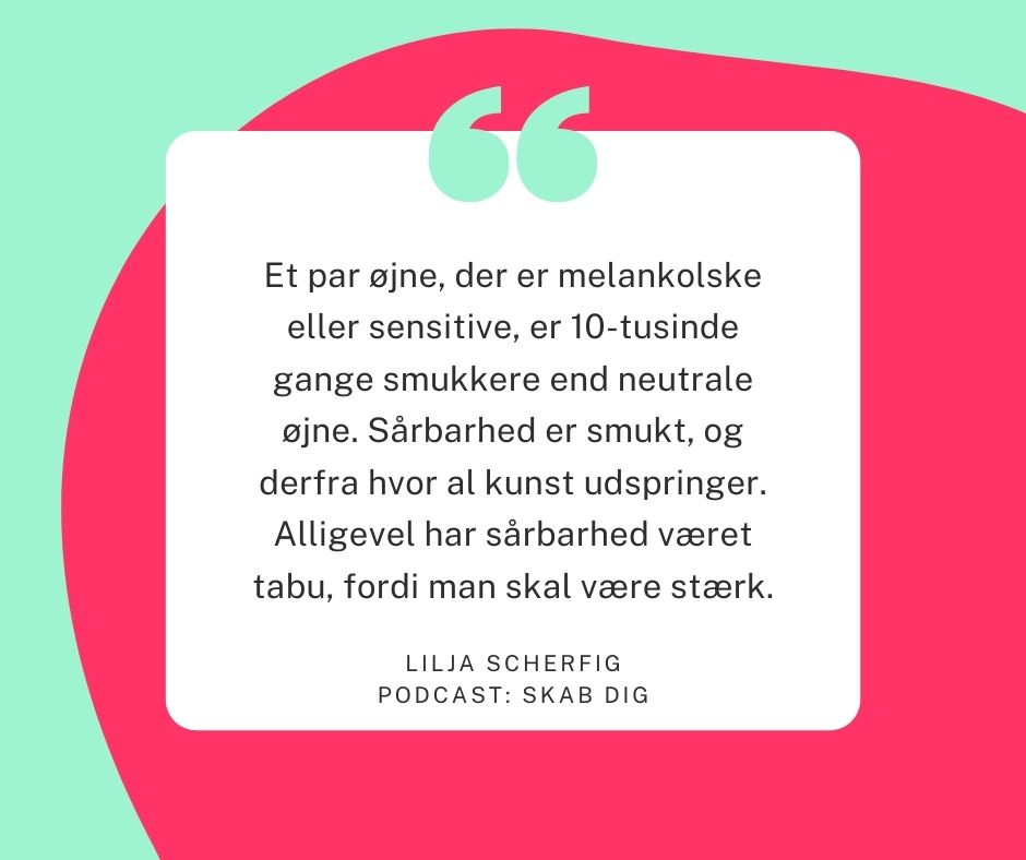 Lilja Scherfig citat