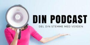 forfatter podcast