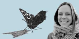 """""""Jeg skrev om smerten over at miste min mor og mærkede kærligheden"""". Forfatter Hanne Hvass Kjeldgaard"""